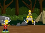 Skate-game-with-bart-simpson-in-the-jungle