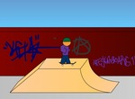 Skate-spel-i-flash
